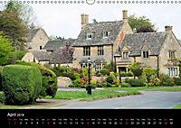 Cotswold Cottages (Wall Calendar 2018 DIN A3 Landscape) - Produktdetailbild 4