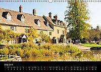 Cotswold Cottages (Wall Calendar 2018 DIN A3 Landscape) - Produktdetailbild 7