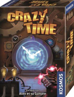 Crazy Time, Spiel, Alex et sa Guitare