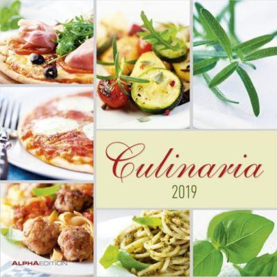 Culinaria 2019, ALPHA EDITION