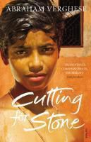 Cutting for Stone, Abraham Verghese