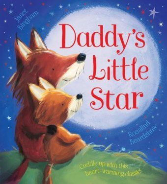Daddy's Little Star, Janet Bingham