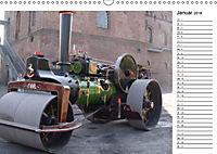 Dampffahrzeuge (Wandkalender 2018 DIN A3 quer) Dieser erfolgreiche Kalender wurde dieses Jahr mit gleichen Bildern und a - Produktdetailbild 1