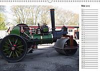 Dampffahrzeuge (Wandkalender 2018 DIN A3 quer) Dieser erfolgreiche Kalender wurde dieses Jahr mit gleichen Bildern und a - Produktdetailbild 5