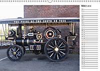 Dampffahrzeuge (Wandkalender 2018 DIN A3 quer) Dieser erfolgreiche Kalender wurde dieses Jahr mit gleichen Bildern und a - Produktdetailbild 3
