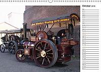 Dampffahrzeuge (Wandkalender 2018 DIN A3 quer) Dieser erfolgreiche Kalender wurde dieses Jahr mit gleichen Bildern und a - Produktdetailbild 10