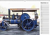 Dampffahrzeuge (Wandkalender 2018 DIN A3 quer) Dieser erfolgreiche Kalender wurde dieses Jahr mit gleichen Bildern und a - Produktdetailbild 12
