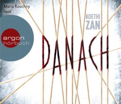 Danach, 5 Audio-CDs, Koethi Zan