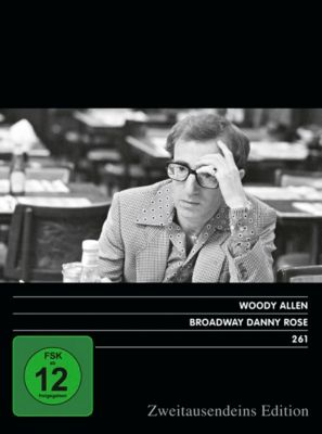 Danny Rose, DVD