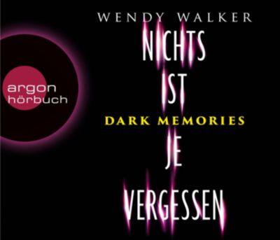Dark Memories - Nichts ist je vergessen, 6 Audio-CDs, Wendy Walker