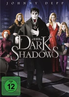 Dark Shadows, Dan Curtis, Seth Grahame-Smith