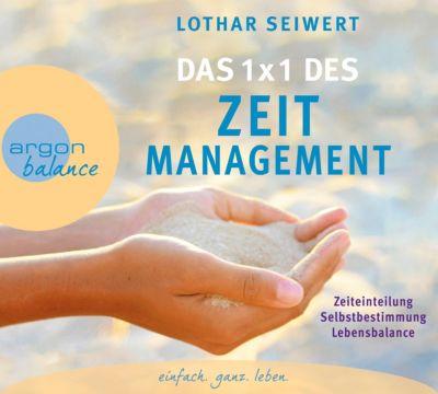 Das 1x1 des Zeitmanagement, 2 CDs, Lothar                        10001245297 Seiwert