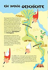 Das alte Ägypten - Puzzle 200 Teile + 32-seitiges Buch - Produktdetailbild 3