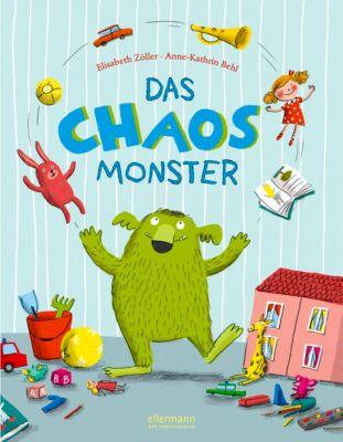 Das Chaosmonster, Elisabeth Zöller, Anne-Kathrin Behl