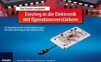 Das Franzis Lernpaket Einstieg in die Elektronik mit Operationsverstärker, Burkhard Kainka