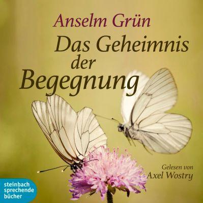 Das Geheimnis der Begegnung, 1 Audio-CD, Anselm Grün