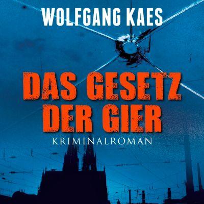 Das Gesetz der Gier, MP3-CD, Wolfgang Kaes