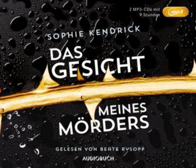 Das Gesicht meines Mörders, 2 MP3-CDs, Sophie Kendrick
