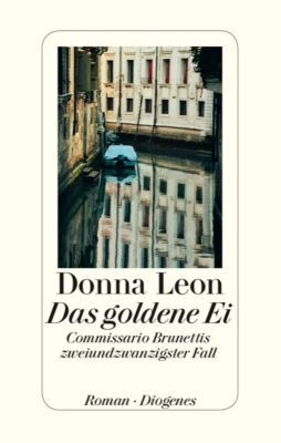 Das goldene Ei, Donna Leon