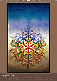 Das Goldene Rechteck - Tafelmalerei von Istvan Seidel (Wandkalender 2018 DIN A2 hoch) - Produktdetailbild 11