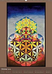 Das Goldene Rechteck - Tafelmalerei von Istvan Seidel (Wandkalender 2018 DIN A2 hoch) - Produktdetailbild 10