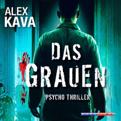 Das Grauen, 1 MP3-CD, Alex Kava