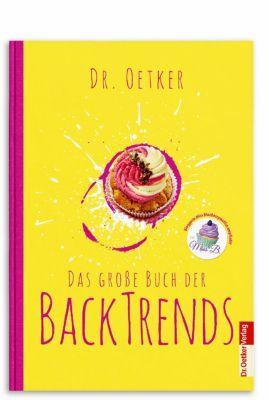 Das große Buch der Backtrends, Oetker