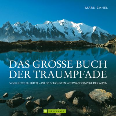 Das große Buch der Traumpfade, Mark Zahel