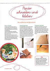 Das große Kinderbastelbuch - Papier und Pappe - Produktdetailbild 1