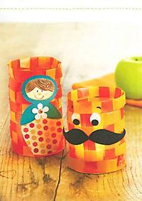 Das große Kinderbastelbuch - Papier und Pappe - Produktdetailbild 9