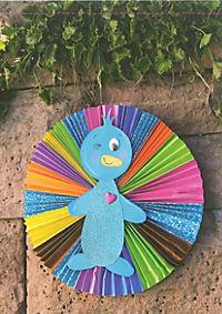 Das große Kinderbastelbuch - Papier und Pappe - Produktdetailbild 6