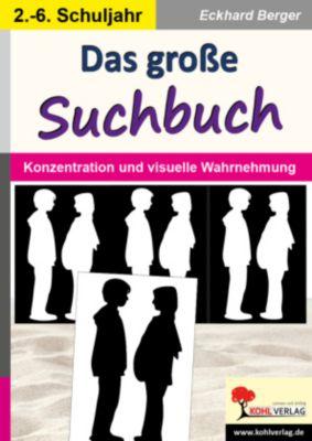 Das große Suchbuch, Eckhard Berger