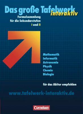 Das große Tafelwerk interaktiv, Allgemeine Ausgabe
