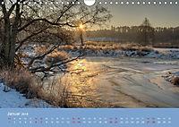 Das Jahr an der Naab zwischen Burglengenfeld und Kallmünz (Wandkalender 2018 DIN A4 quer) - Produktdetailbild 1
