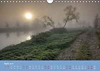 Das Jahr an der Naab zwischen Burglengenfeld und Kallmünz (Wandkalender 2018 DIN A4 quer) - Produktdetailbild 4