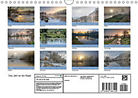 Das Jahr an der Naab zwischen Burglengenfeld und Kallmünz (Wandkalender 2018 DIN A4 quer) - Produktdetailbild 13