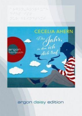 Das Jahr, in dem ich dich traf, 1 MP3-CD (DAISY Edition), Cecelia Ahern