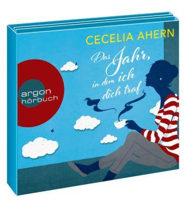 Das Jahr, in dem ich dich traf, 6 Audio-CDs, Cecelia Ahern