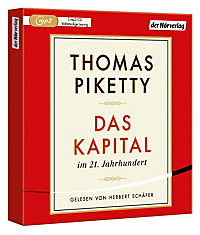 Das Kapital im 21. Jahrhundert, 2 MP3-CDs - Produktdetailbild 1