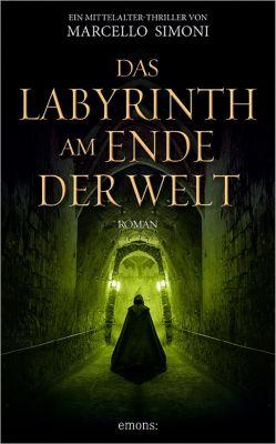 Das Labyrinth am Ende der Welt, Marcello Simoni