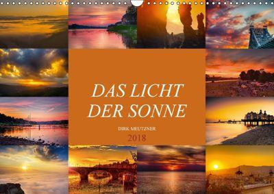 Das Licht der Sonne (Wandkalender 2018 DIN A3 quer), Dirk Meutzner