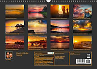 Das Licht der Sonne (Wandkalender 2018 DIN A3 quer) - Produktdetailbild 13