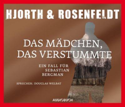 Das Mädchen, das verstummte, 6 Audio-CDs, Michael Hjorth, Hans Rosenfeldt