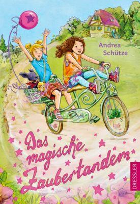 Das magische Zaubertandem, Andrea Schütze