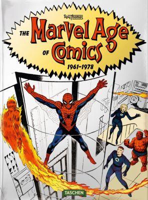 Das Marvel-Zeitalter der Comics 1961-1978, Roy Thomas