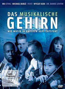 Das musikalische Gehirn, DVD, Diverse Interpreten