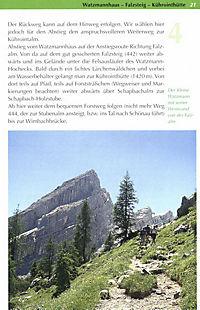 Das neue Alpenwanderbuch - Produktdetailbild 3