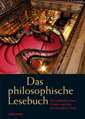 Das philosophische Lesebuch, DANIELA ZIMMERMANN (HG.)