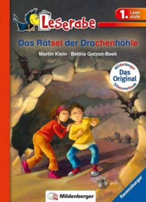 Das Rätsel der Drachenhöhle, Schulausgabe, Martin Klein