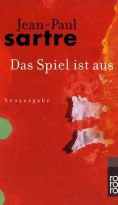 Das Spiel ist aus, Jean-Paul Sartre
